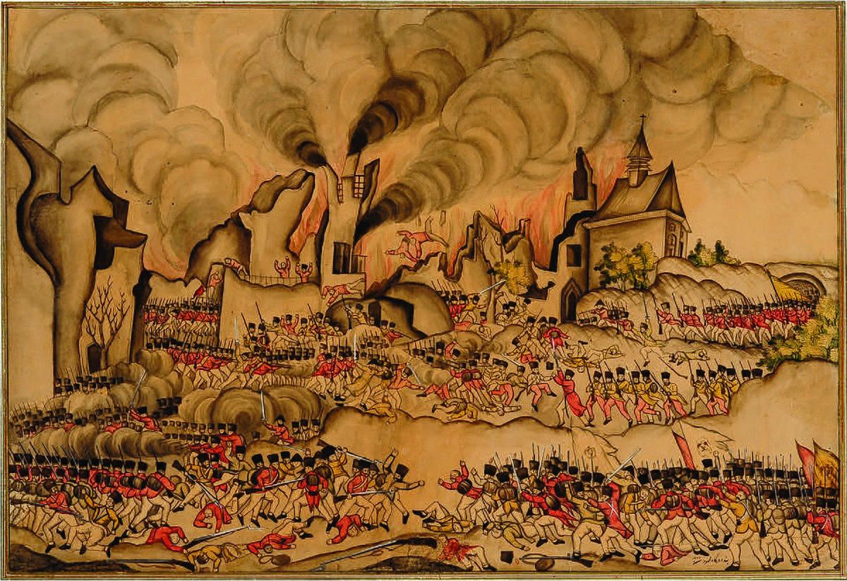 ولیعهد فتحعلی شاه و فرمانده سپاه ایران در جریان جنگ با روسیه که بود