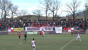 KF Tërbuni Pukë - Ismail Xhemali Stadium during the 2014–15 season