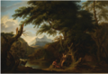 Italianate landscape with Mercury, Argus and Io;.png