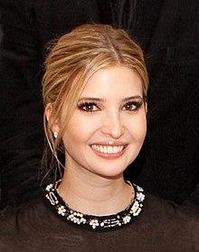 Ivanka Trump - Wikipedia Ivanka Trump