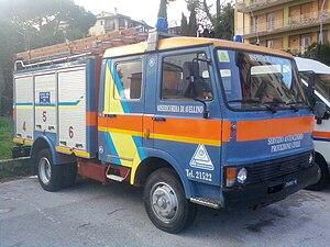 Iveco Zeta - Image: Iveco Fiat 79 13
