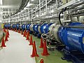 J-PARC Neutrino Experiment Facility Primary Beamline Superconducting Magnets.jpg