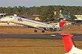 JAL MD-90-30(JA8064) take off @KMI RJFM (2120213141).jpg