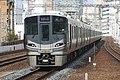 JRW Series 225-100 set I8 at Motomachi station.jpg