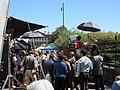 Jackson Square Filming - French Quarter, New Orleans, 4 April 2016 - 03.jpg