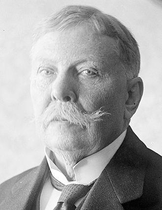 Jacob Theodoor Cremer - Portrait (1918)
