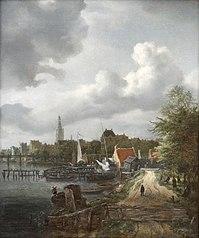 Vue d'Amsterdam