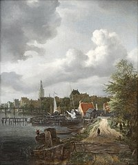 Jacob van Ruisdael Vue d'Amsterdam.jpg