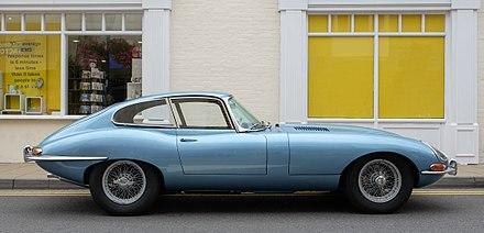 Jaguar EType  Wikiwand