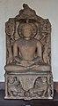 Jain Tirthankara Neminath - Circa 12th Century CE - ACCN 00-B-77 - Government Museum - Mathura 2013-02-22 4699.JPG