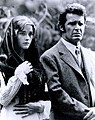James Garner and Margot Kidder in Nichols (1971).jpg