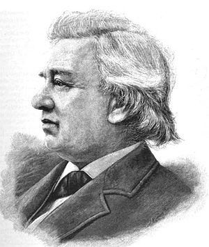McVicker's Theater - Founder James Hubert McVicker