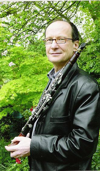 James Campbell (clarinetist) - Image: James campbell 1 photographer bruno schrecker