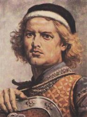Duke of Masovia - Image: Jan Matejko, Leszek Biały