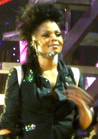 Blow (Beyoncé song) - Image: Janet Jackson 10 cropped