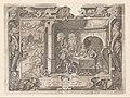 Januari Suite des Mois de l'Annee (serietitel) Twaalf maanden (serietitel), RP-P-1883-A-7470.jpg