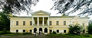 1828 in architecture - Jašiūnai Manor