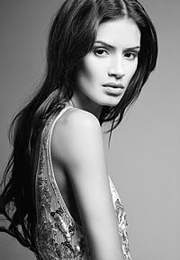 Foto Model on Jaslene Gonzalez   Wikipedia  The Free Encyclopedia