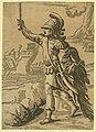 Jason returning with the golden fleece - AA (monogram of Andrea Andreani) in Mantoua 160. LCCN2008678924.jpg