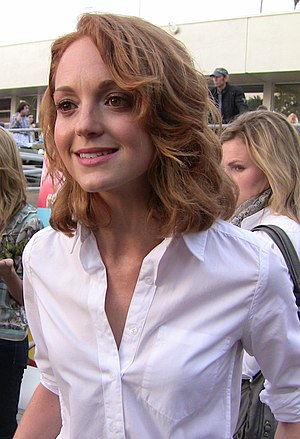 Characters of Glee - Jayma Mays portrays guidance counselor Emma Pillsbury
