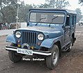 Jeep of NBSTC, used for Ticket Checking and Office Purpose. Photo by Sandipan Jalpaiguri.jpg