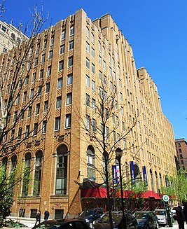 Jefferson University College and Curtis Buildings 1025 Walnut Street.jpg