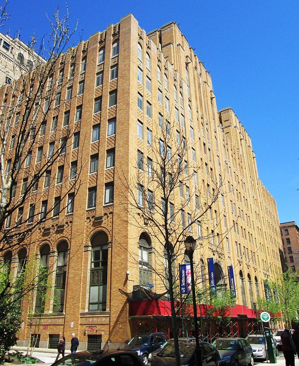Jefferson University College and Curtis Buildings 1025 Walnut Street
