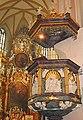 Jelenia Góra, kościółó pw. śś. Erazma i Panktacego - 19.11.2011 r.SDC10204.JPG