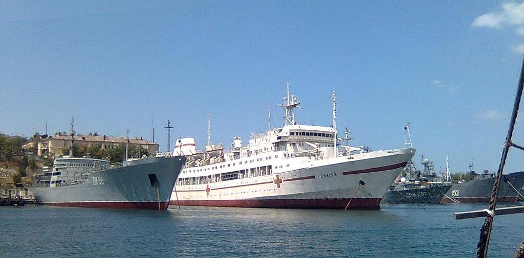 Das Hospitalschiff 1024px-Jenissei