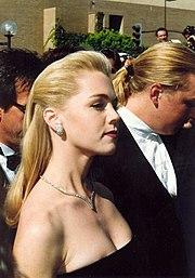 Jennie GarthAtEmmyAwards1992