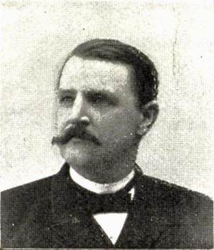 Jens Ludvig Andersen Aars - Image: Jens Ludvig Andersen Aars