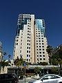 Jerusalem Rabbi Akiva Street towers.jpg
