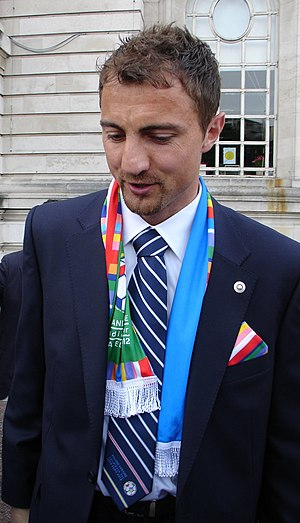 2015 UEFA Europa League Final - Jerzy Dudek was named as the ambassador for the final.