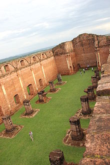 history of paraguay Explore paraguay holidays and discover the best time and places to visit   little-visited,  and history $110 day trips & excursions golden triangle tour.