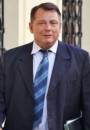 Jiří Paroubek's cabinet - Image: Jiří Paroubek