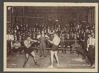 Jimmy Sharman Australian boxer