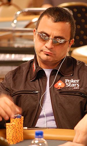 Joe Hachem - Hachem at the 2008 World Series of Poker