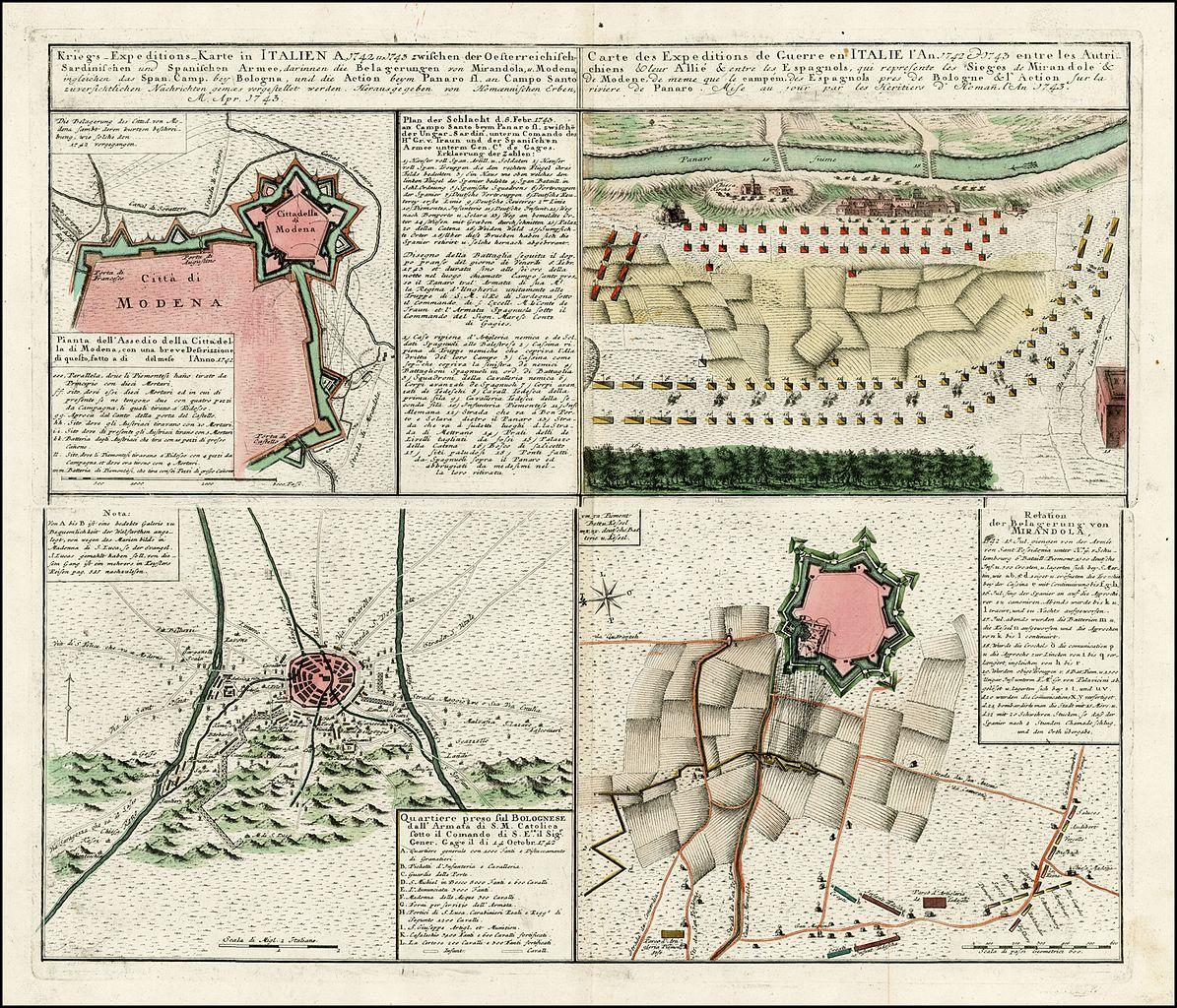 File Johann Baptiste Homann Kreig S Expedition Karte In Italien