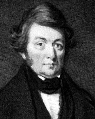 John Frost (Chartist) - Image: John Forst Chartist