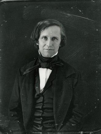 John B. Minor - John B. Minor in 1859