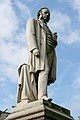 John Bright statue, Albert Square, Manchester 4.jpg