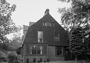 West End (Portland, Maine) - The John Calvin Stevens House on Bowdoin Street in the West End.