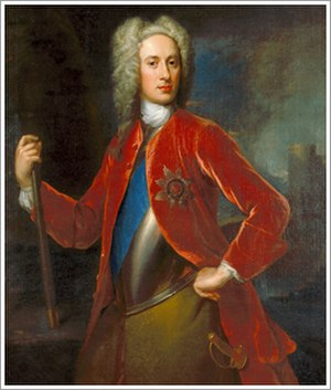 John Campbell, 2nd Duke of Argyll - Image: John Campbell 2nd Duke of Argyll