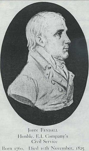 John Fendall Jr. - John Fendall Jr.