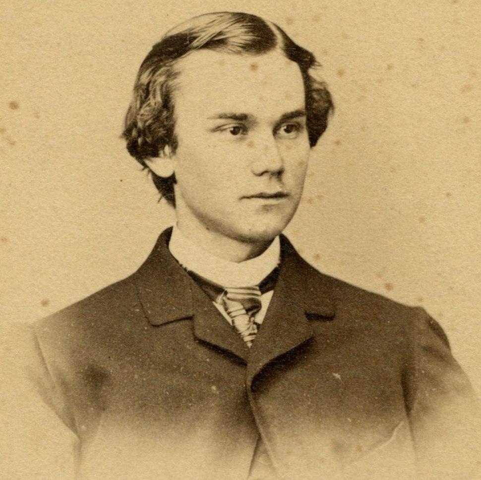 John Hay in 1862