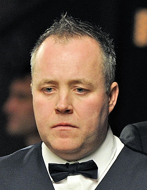 John Higgins (snooker player) - John Higgins at the 2014 German Masters