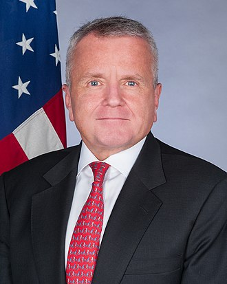 United States Deputy Secretary of Commerce - Image: John J Sullivan