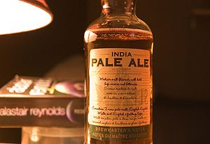 Sleeman Breweries - A bottle of John Sleeman Presents India Pale Ale