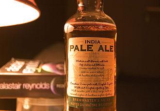 Sleeman Breweries - A bottle of John Sleeman Presents India Pale Ale