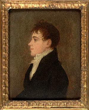 John Augustus Stone - John Stone  by Jacob Eichholtz